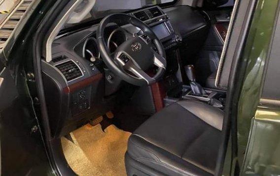 Black Toyota Prado 2015 for sale in Quezon-1