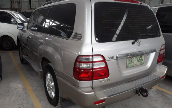 Brightsilver Toyota Land Cruiser 2003 for sale in Cainta-3