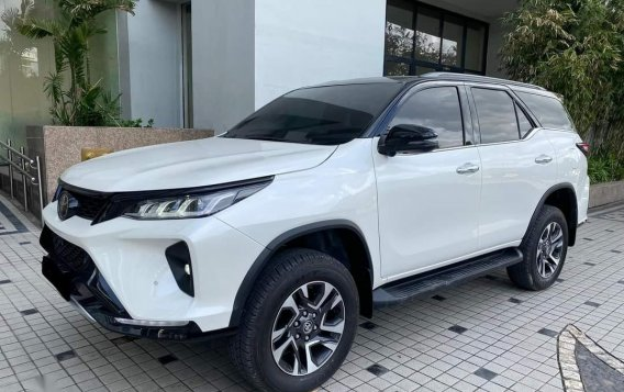 Brand New 2021 Toyota Fortuner for sale in Quezon City-1
