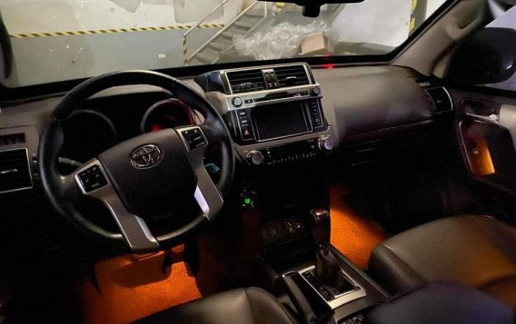 Black Toyota Prado 2015 for sale in Quezon-5