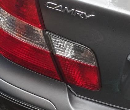 Silver Toyota Camry 2004 for sale in Cavite-4