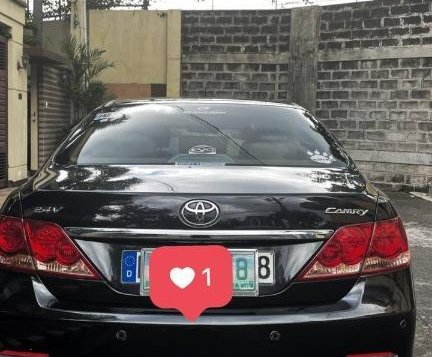 Black Toyota Camry 2007 for sale in Manila-8