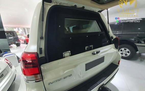Pearl White Toyota Land Cruiser 2019 for sale in Quezon-4
