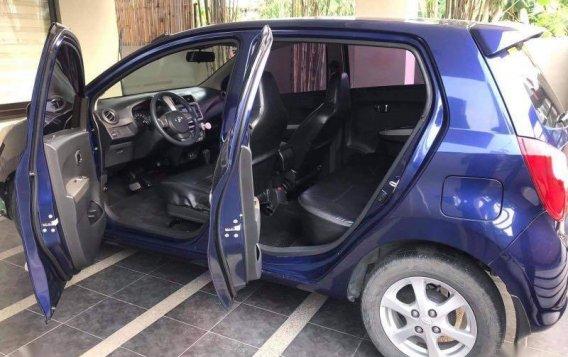 Blue Toyota Wigo 2016 for sale in Samal-2
