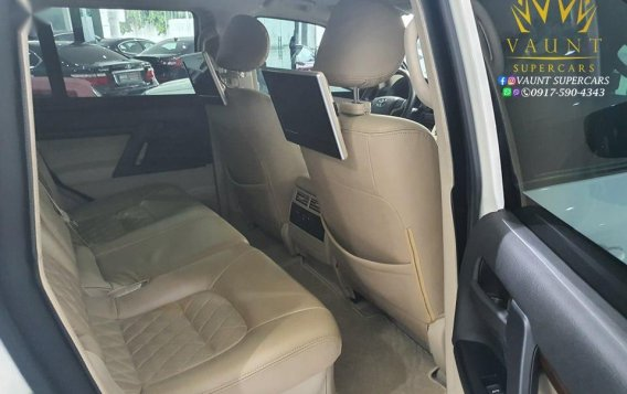 Pearl White Toyota Land Cruiser 2019 for sale in Quezon-2