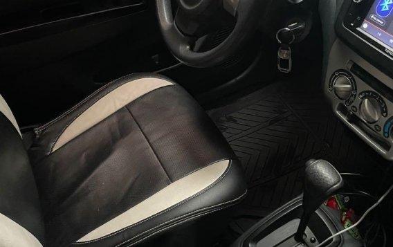 Black Toyota Wigo 2014 for sale in Quezon-4