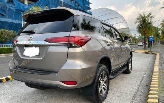 Silver Toyota Fortuner 2019 for sale in Pasay-2
