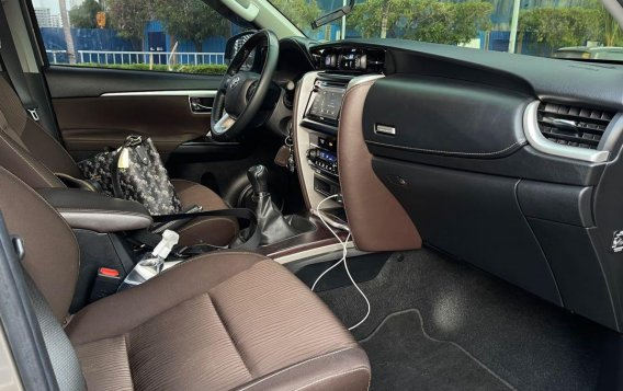 Silver Toyota Fortuner 2019 for sale in Pasay-4
