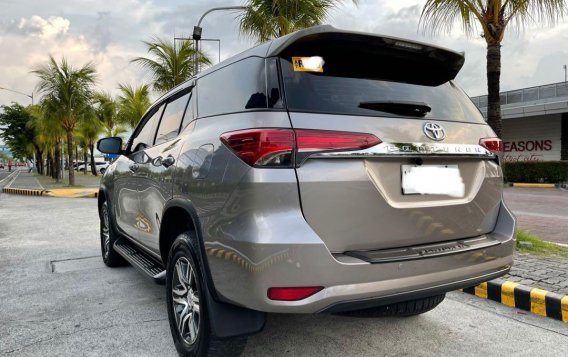 Silver Toyota Fortuner 2019 for sale in Pasay-3