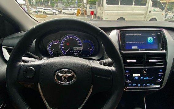 White Toyota Vios 2020 for sale in Makati-2