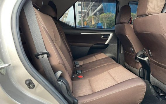 Silver Toyota Fortuner 2019 for sale in Pasay-5