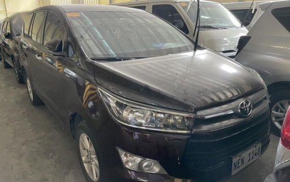 Black Toyota Innova 2019 for sale in Quezon-1