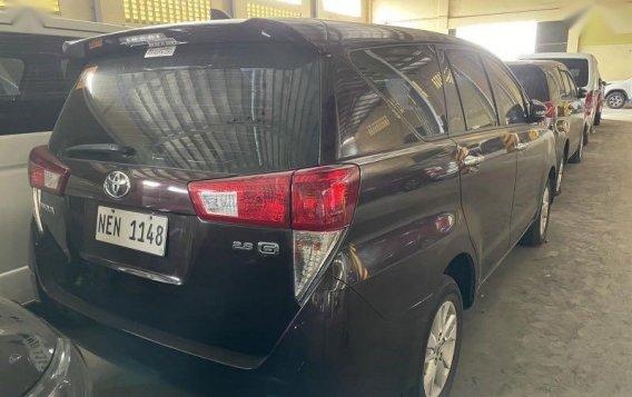 Black Toyota Innova 2019 for sale in Quezon
