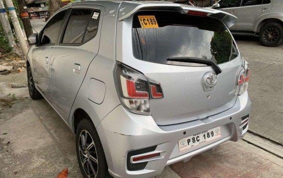 Selling Silver Toyota Wigo 2020 in Quezon-4