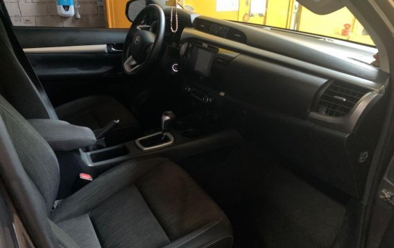 Selling Grey Toyota Hilux 2020 in San Juan-3