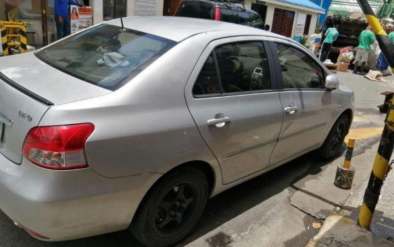 Sell Silver 2008 Toyota Vios in Muntinlupa-1