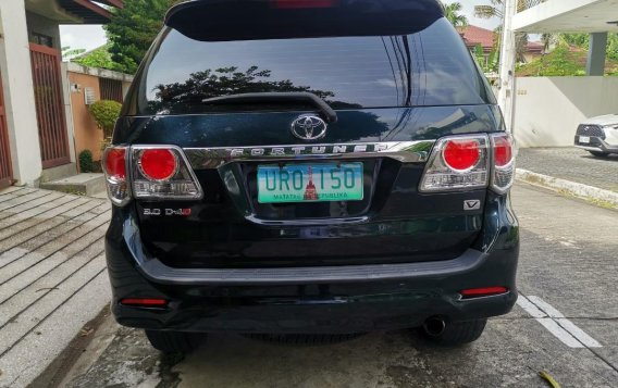 Selling Grayblack Toyota Fortuner 2013 in Parañaque-2