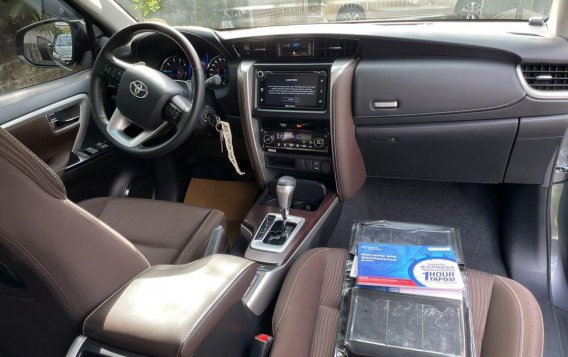 Grey Toyota Fortuner 2020 for sale in Quezon-5