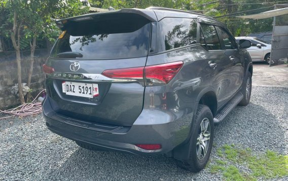 Grey Toyota Fortuner 2020 for sale in Quezon-4