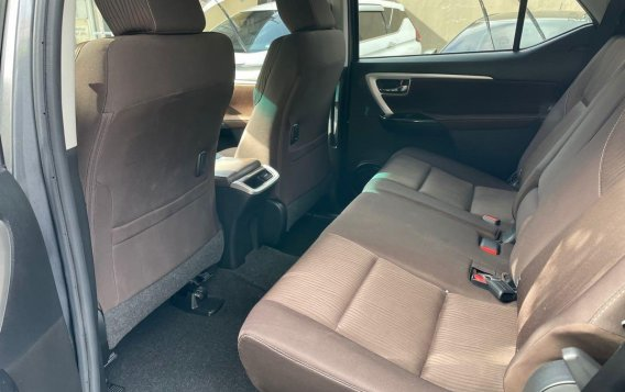 Grey Toyota Fortuner 2020 for sale in Quezon-6