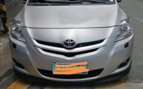 Sell Silver 2008 Toyota Vios in Muntinlupa