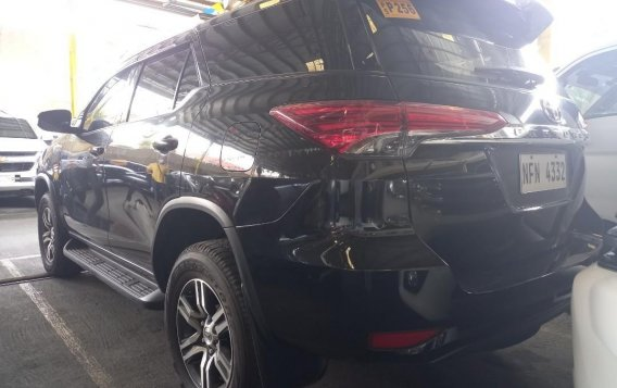 Black Toyota Fortuner 2021 for sale in San Mateo-1
