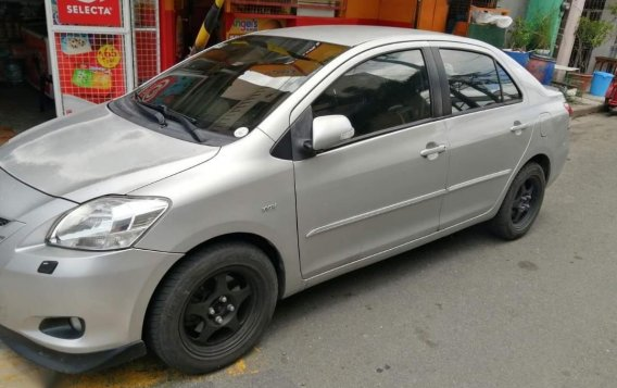Sell Silver 2008 Toyota Vios in Muntinlupa-3