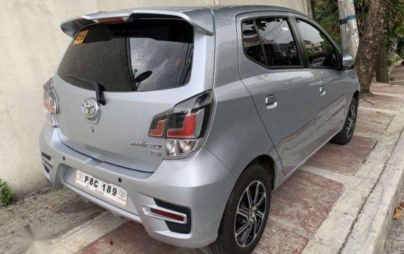 Selling Silver Toyota Wigo 2020 in Quezon-3