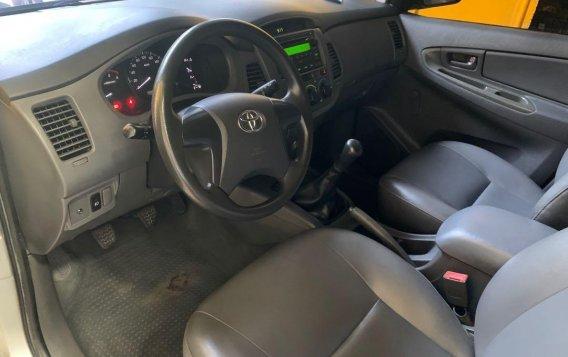 Brightsilver Toyota Innova 2012 for sale in San Juan-5