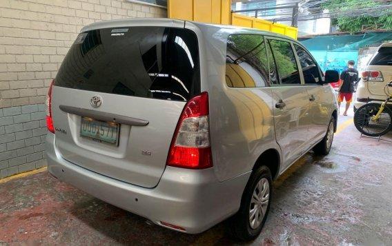 Brightsilver Toyota Innova 2012 for sale in San Juan-4