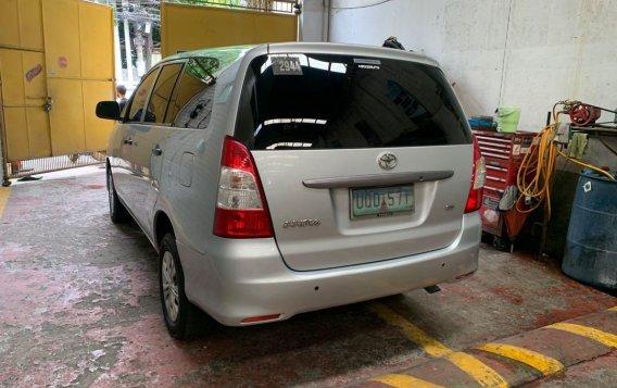 Brightsilver Toyota Innova 2012 for sale in San Juan-1