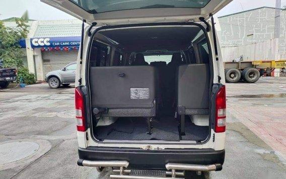 Sell White 2019 Toyota Hiace in Manila-8