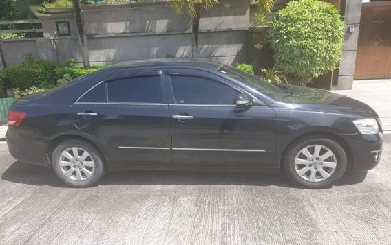 Black Toyota Camry 2010 for sale in Malabon-1