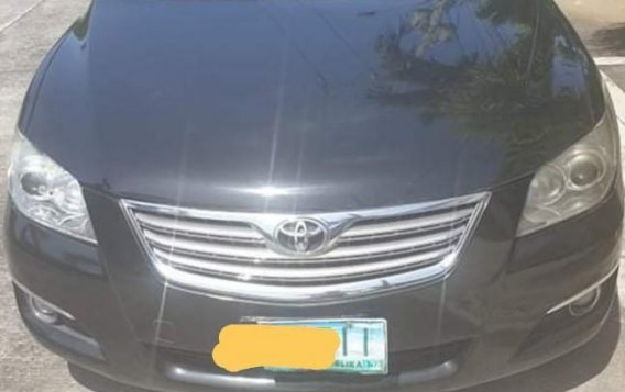 Black Toyota Camry 2010 for sale in Malabon