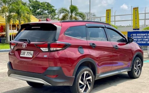 Sell Red 2019 Toyota Rush in Lubao-2