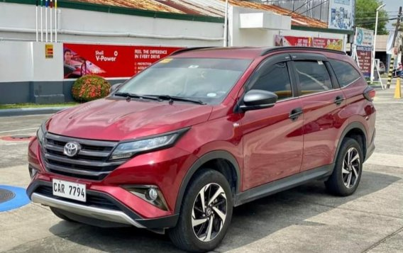 Sell Red 2019 Toyota Rush in Lubao-1
