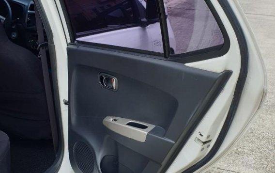 Selling White Toyota Wigo 2016 in Muntinlupa-7