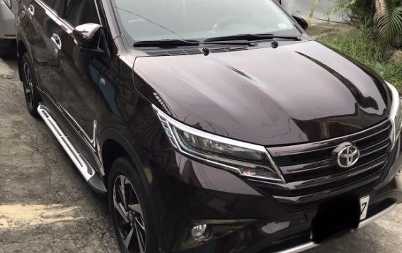 Red Toyota Rush 2020 for sale in Bacoor-4