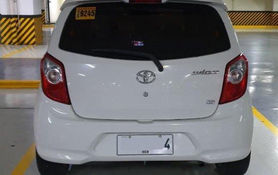 Selling White Toyota Wigo 2016 in Muntinlupa-2