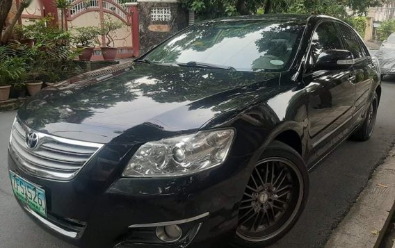Selling Black Toyota Camry 2007 in Quezon City-1