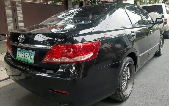 Selling Black Toyota Camry 2007 in Quezon City-4