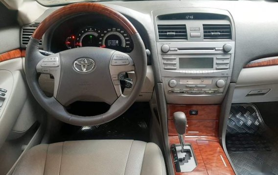 Selling Black Toyota Camry 2007 in Quezon City-5