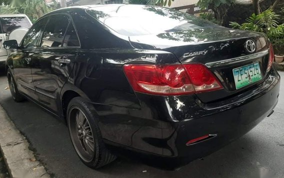 Selling Black Toyota Camry 2007 in Quezon City-3