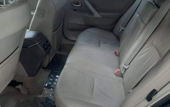 Selling Black Toyota Camry 2007 in Quezon City-8