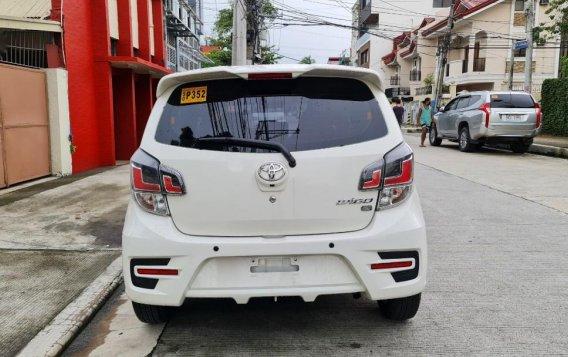 Selling White Toyota Wigo 2021 in Quezon-7