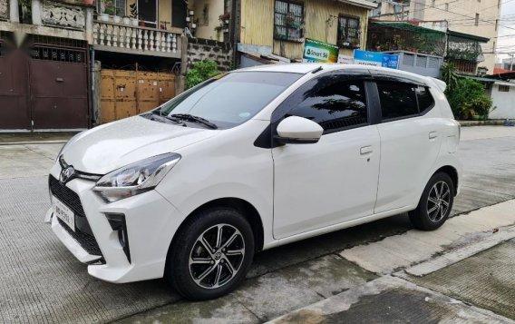Selling White Toyota Wigo 2021 in Quezon-2