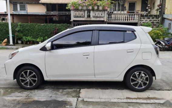 Selling White Toyota Wigo 2021 in Quezon-4