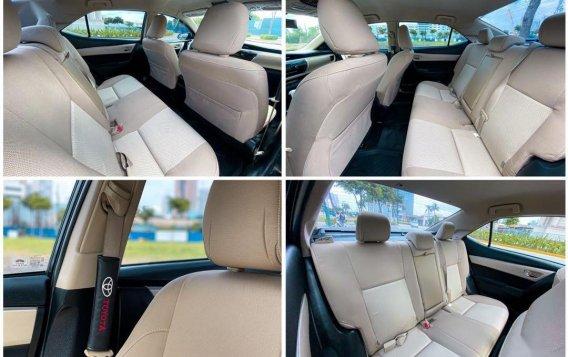 Selling Black Toyota Corolla Altis 2014 in Pasig-6