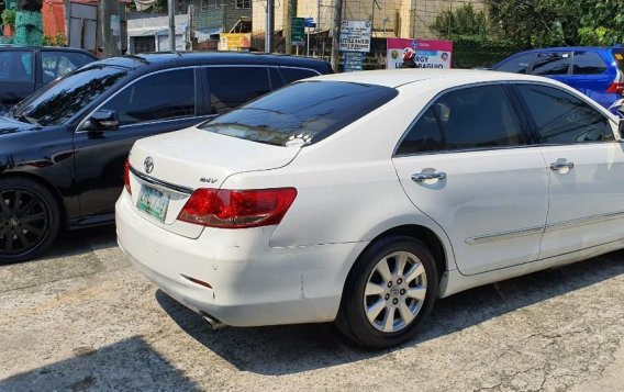 Sell White 2008 Toyota Camry in Mandaluyong-1