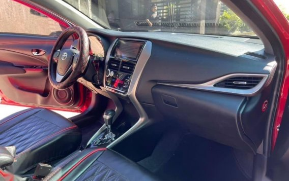 Selling Red Toyota Vios 2020 in Quezon-5